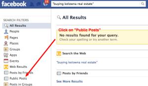 facebook realtor lead gen