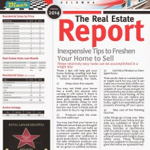 Get A First Look At 2014 Kelowna And Area Real Estate Stats And Tips
