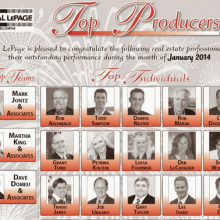 Congrats to the top professionals of January 2014
