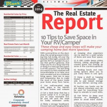 Real Estate Stats And Newsletter Update