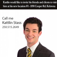 Welcome To The Team Kattlin