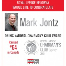 Congratulations Mark Jontz