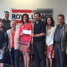 ROYAL LEPAGE REALTORS® WORKING TOWARDS A FUTURE WITHOUT VIOLENCE