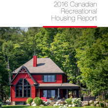 2016 Canadian Recreational Housing Report