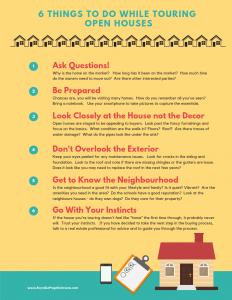 Kelowna Open Houses | To Do Checklist