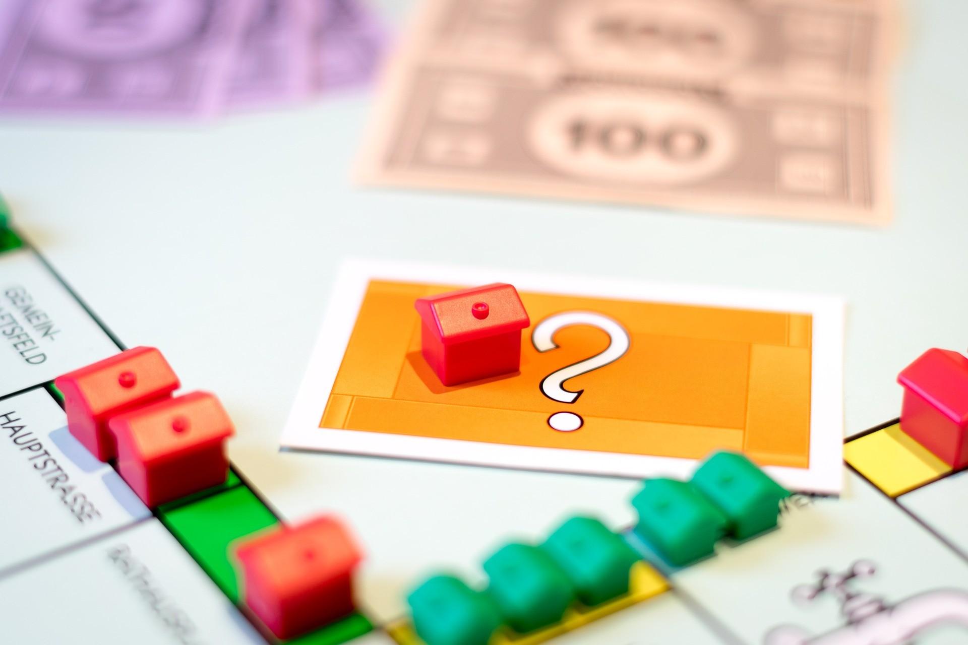 Rental Suite - Monopoly Board